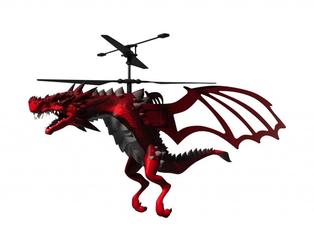 RC Flying Dragon Goliath