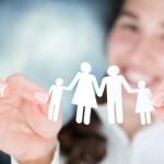 Premières astuces pour trouver sa place en famille recomposée