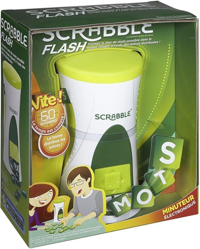 avis Scrabble Flash de Mattel