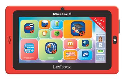 Tablet Master Lexibook 3