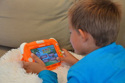 Tablette Nickelodeon Ambiance