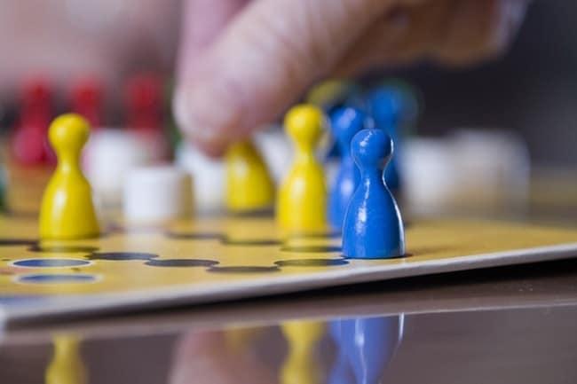 jeux d'observation et de rapidité