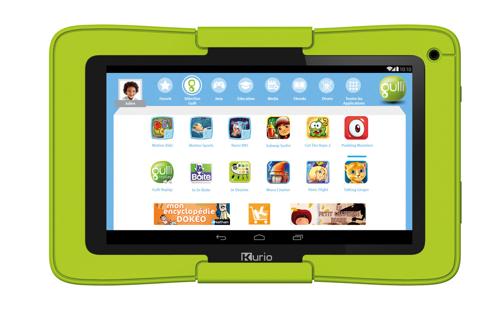 tablette Motion 7 By Gulli