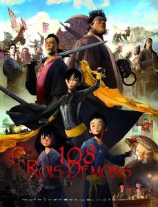 Affiche_Prince_108_rois_demons
