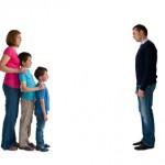 Comment éviter d'être dans le rejet de ses beaux-enfants ?