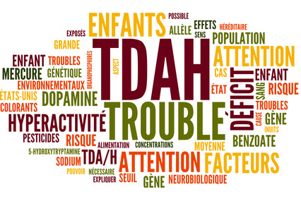 TDAH: Trouble du Déficit de l'Attention avec Hyperactivité TDA