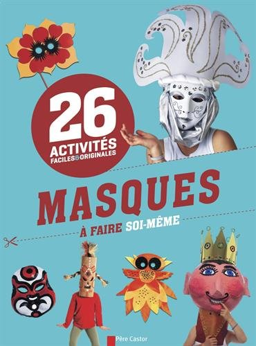 tutos masques de carnaval