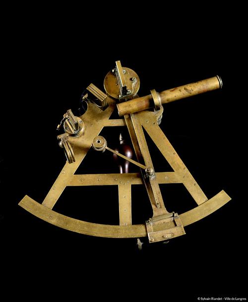 sextant de marine Musée de Langres