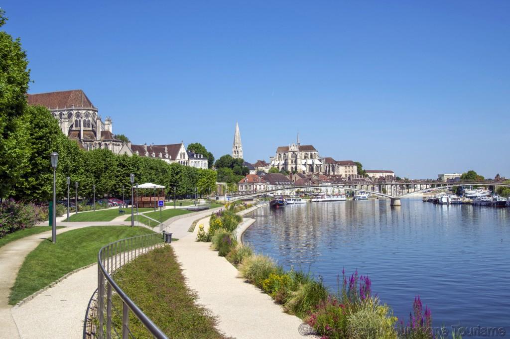 Auxerre_Photo Alain Doire_Bourgogne Tourisme