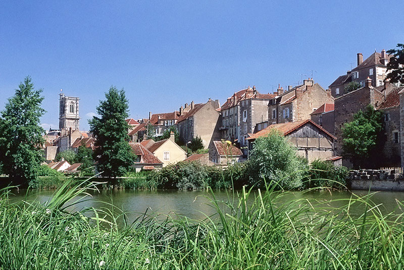Clamecy_Photo Alain Doire_Bourgogne Tourisme