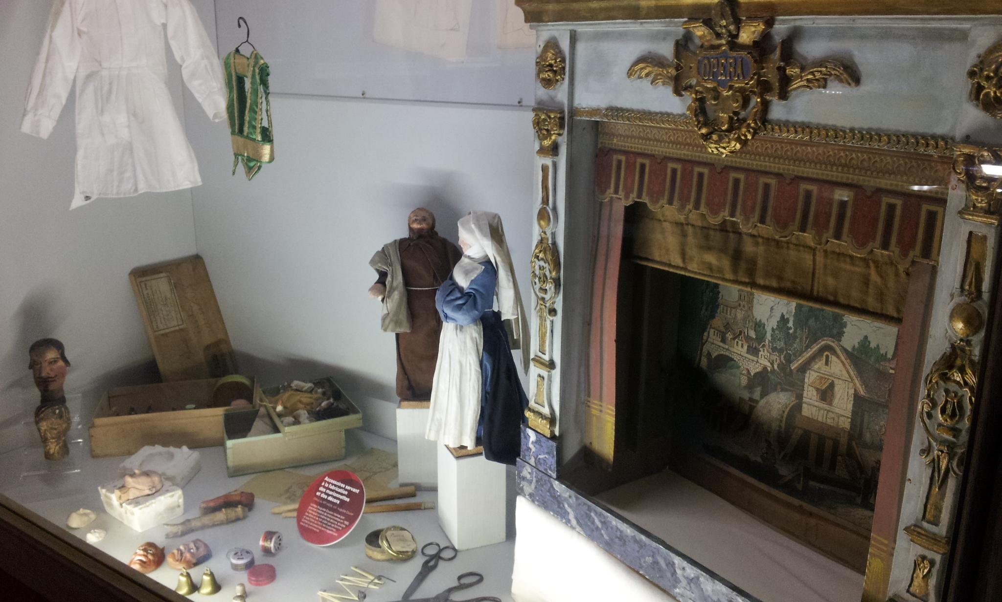musée comtois théâtre marionnettes citadelle besançon