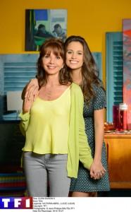 CLEM Saison 5 Victoria Abril et Lucie Lucas