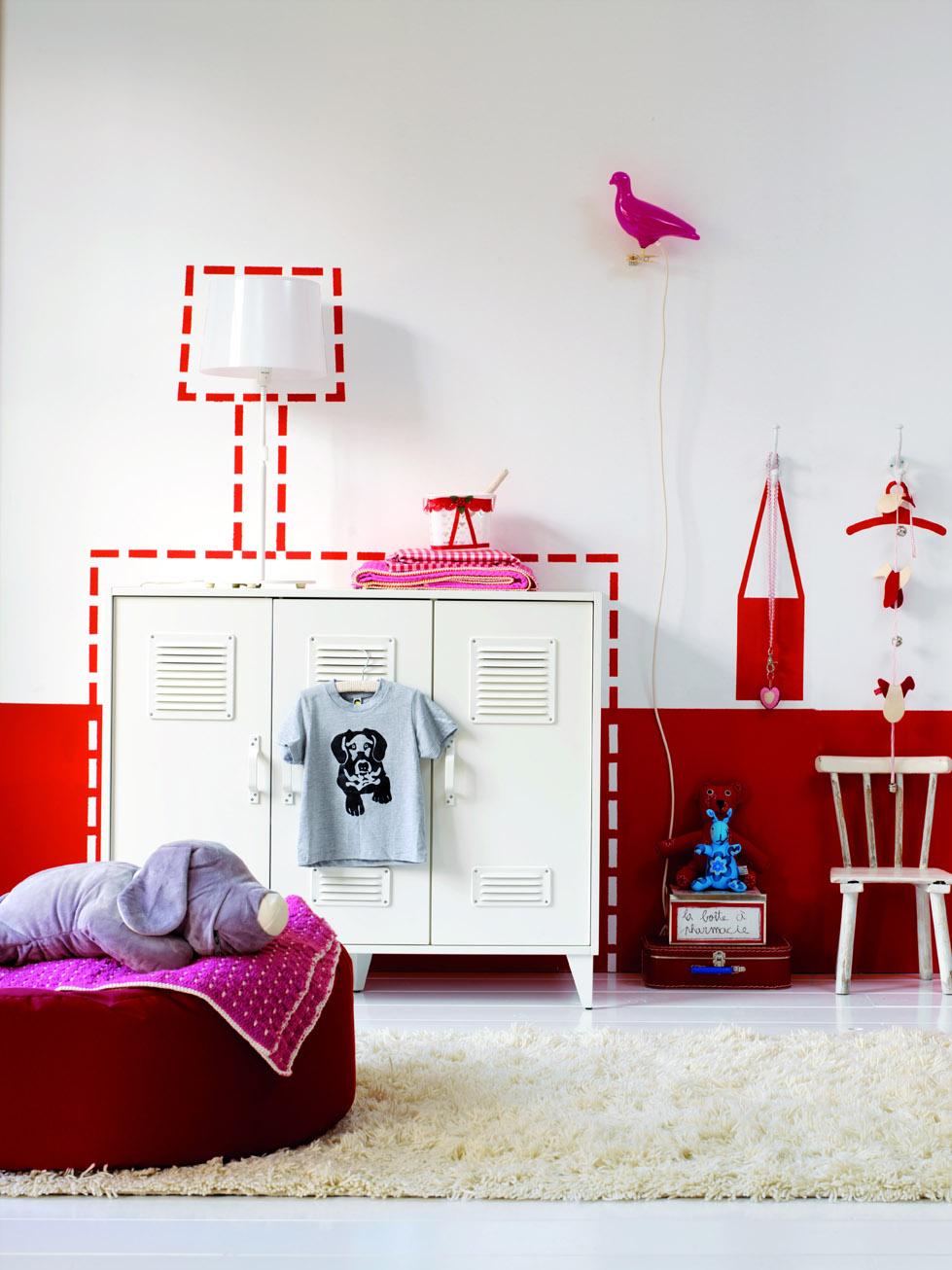 Partage Chambre Fille Garcon chambre d'enfant : 10 astuces pour choisir la peinture