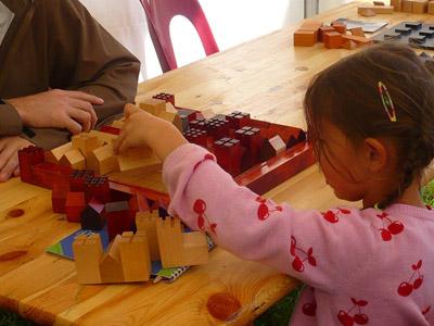 atelier enfant Les P'tits Vauban citadelle besançon