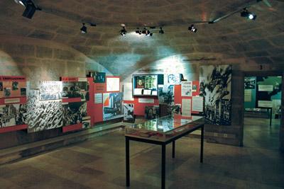 musée de la résistance et de la déportation citadelle besançon