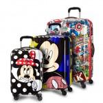 Des valises pour enfants sympas pour les vacances