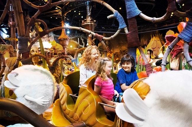 Arthur et les Minimoys à Europa Park