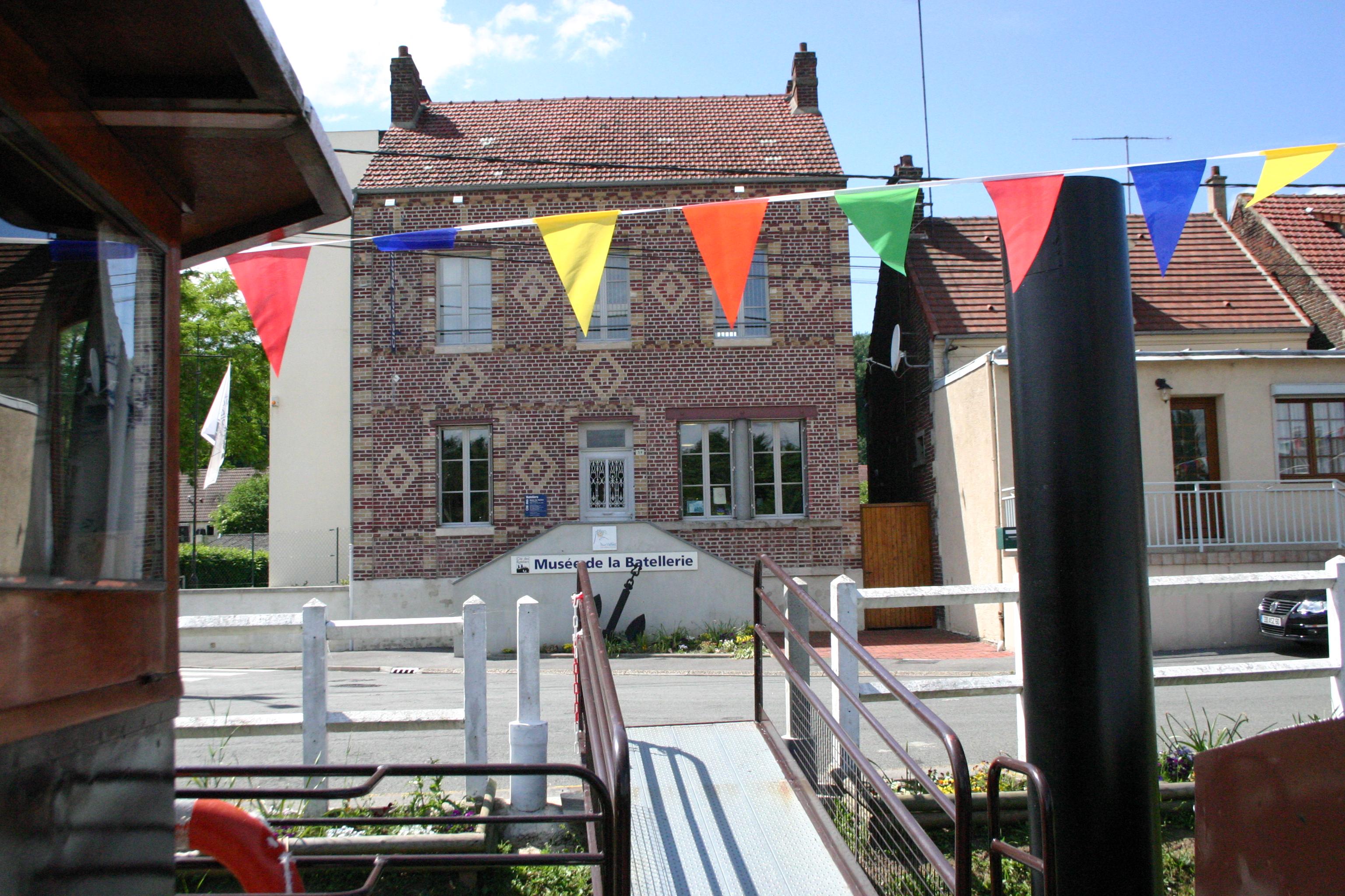 Musée de la Batellerie à Longueil-Annel