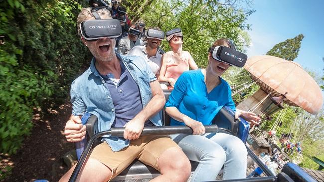 Europa Park nouveauté 2018 coaster en réalité virtuelle