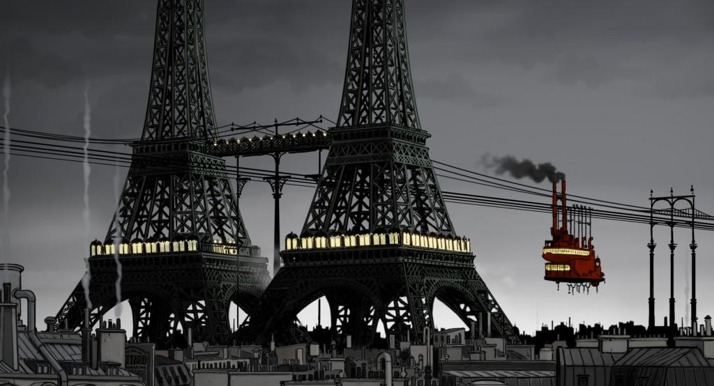 Musée des arts et métiers - Paris transfiguré !