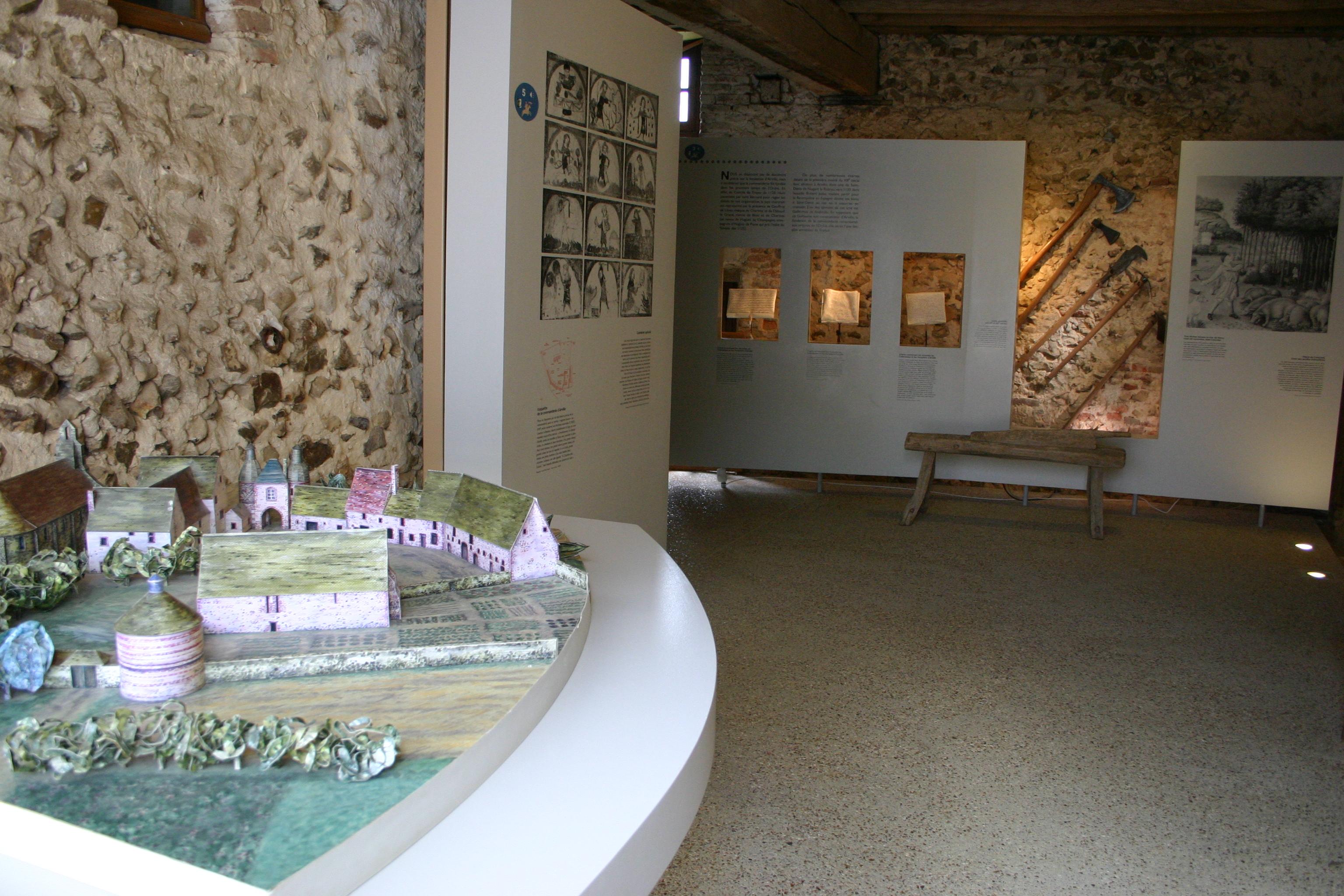 Un musée sur l'épopée des Templiers