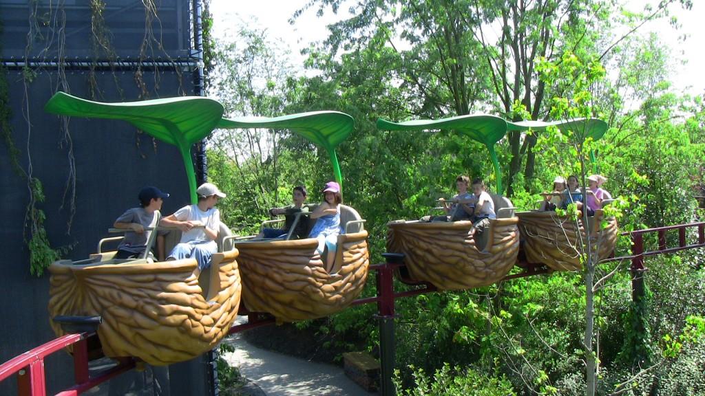 Terra Botanica - Voyage au creux d'une noix