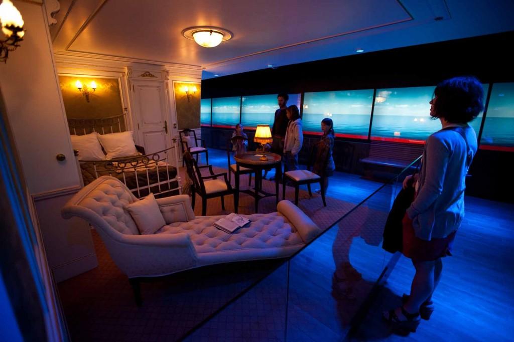 Titanic, Retour à Cherbourg 2
