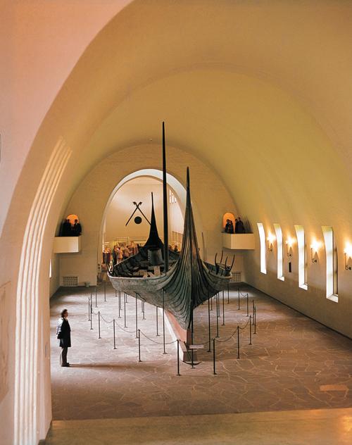 Le Musée des Bateaux Vikings