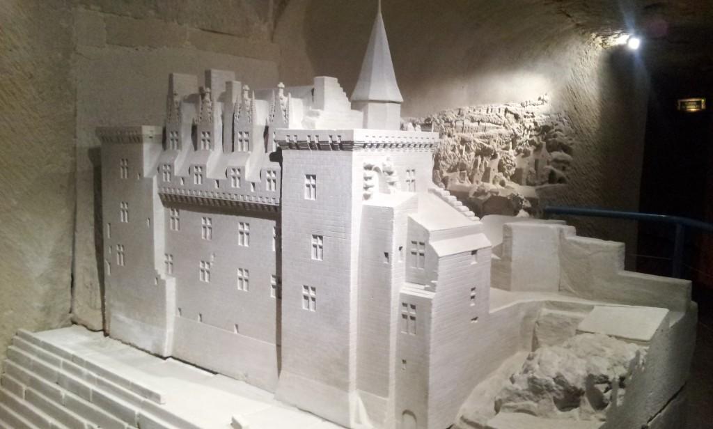 Pierre et Lumières - Château d'Amboise