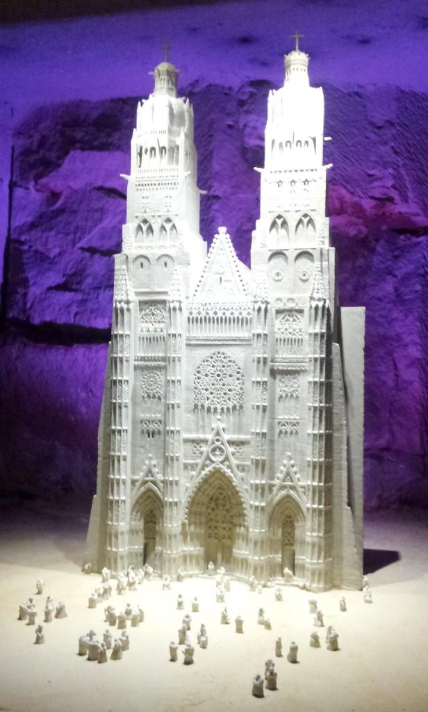 Cathédrale de Tours - Pierre et Lumières