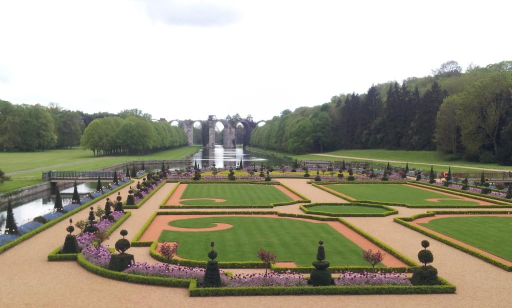 Jardins Le Nôtre du château de Maintenon