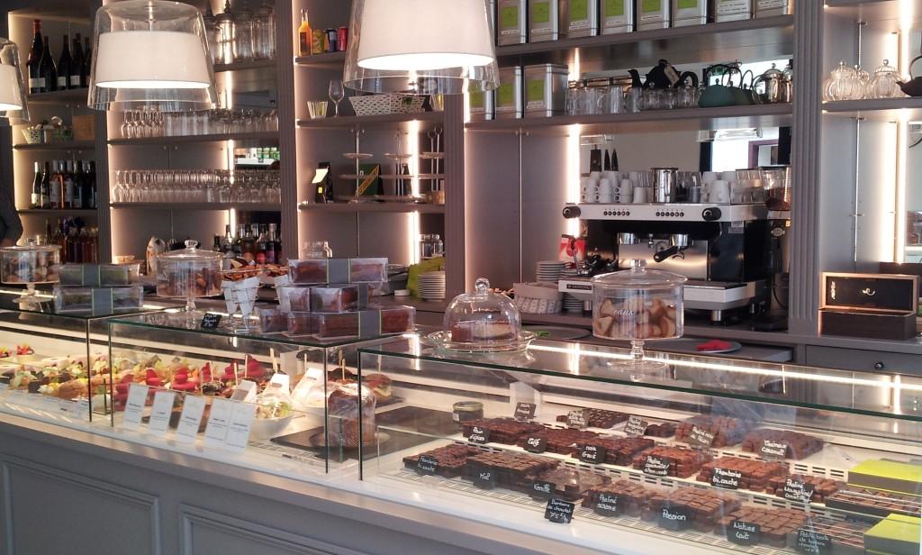 salon de thé La Maison Monarque