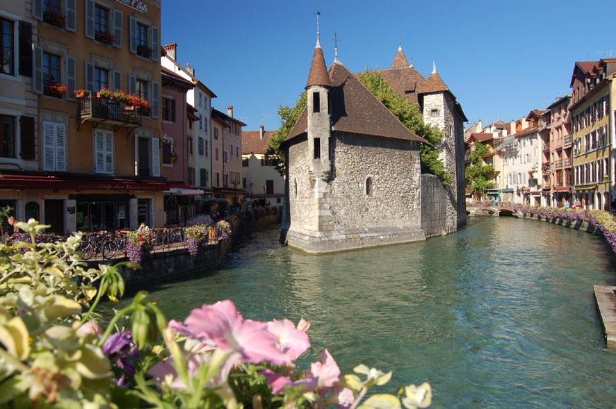 Annecy la Venise des Alpes Eloise Franck