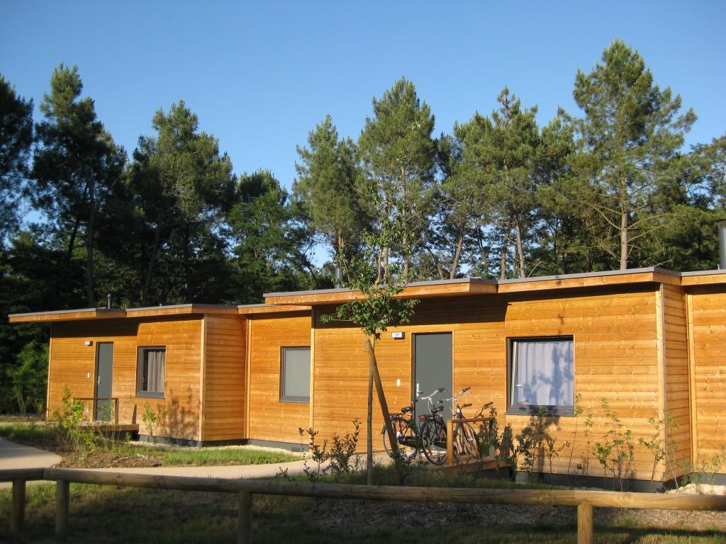 cottages au Domaine du Bois aux Daims