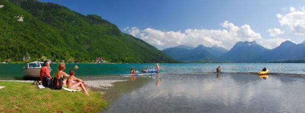 Vacances d 39 t annecy la mer la montagne for Vacances d ete a la montagne avec piscine