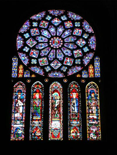 vitraux cathedrale Chartres - Office de Tourisme de Chartres