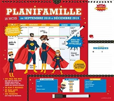 Planifamille 2018-2019