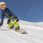 J'équipe mon enfant pour le ski
