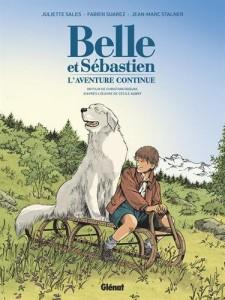 BD_Belle_et_Sebastien_laventure_continue_Glenat