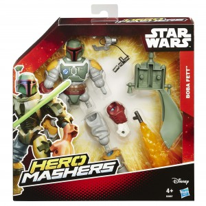 HERO MASHER DELUXE PACK