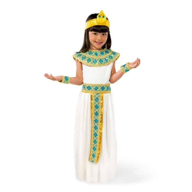 déguisement enfant Cléopâtre