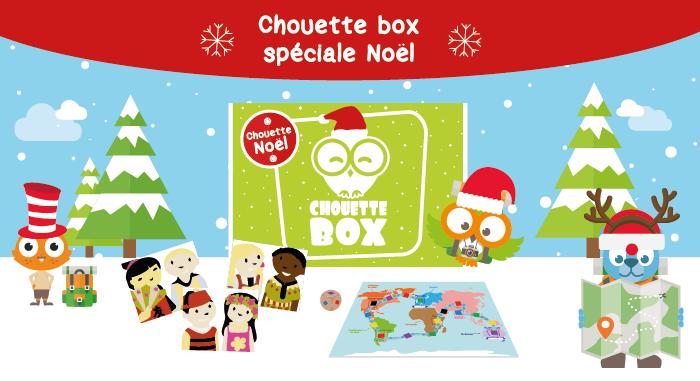 Chouette Box Noel
