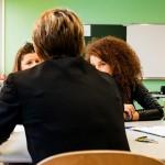 Comment gérer un RDV avec un professeur suite à un conflit avec mon enfant ?
