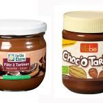 Pâtes à tartiner bio : 9 produits au banc d'essai