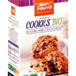 Test : préparation pour cookies bio Mon Fournil