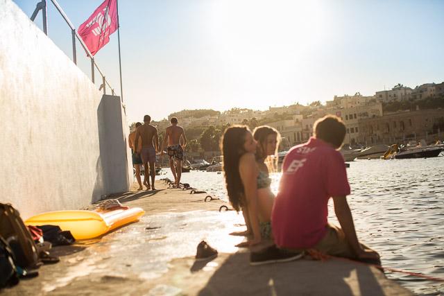 sejour_linguistique_EF_Malte_beach_club