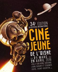 La 35e édition de Ciné Jeune de l'Aisne sur le thème du rêve