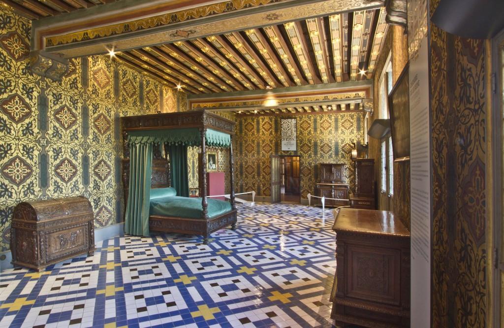 Chateau_de_Blois_chambre_de_la_reine