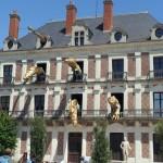 Les châteaux de la Loire à vélo en famille