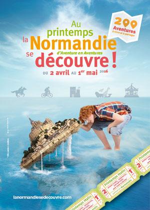 affiche_La_Normandie_se_decouvre_2016